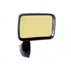Зеркало боковое правое ВАЗ 2101-06 R-1 А ручная регулировка, золотистый антиблик